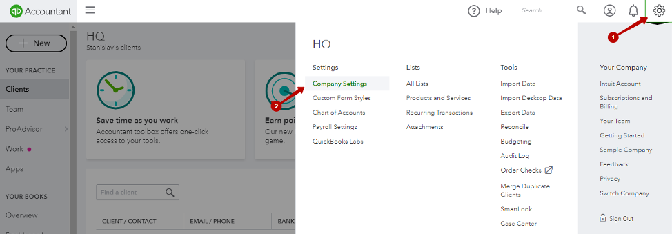 How to disable Custom transactions numbers in QuickBooks Online