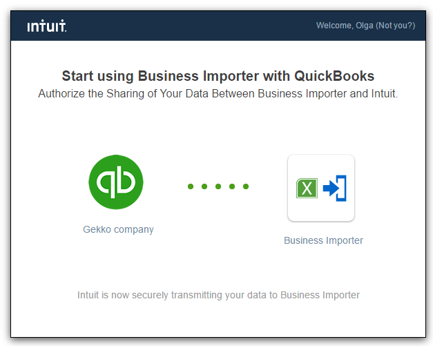export purchase orders from QuickBooks Online