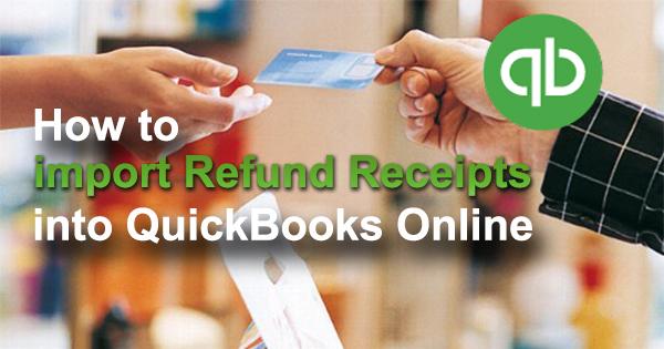 Refund Receipts