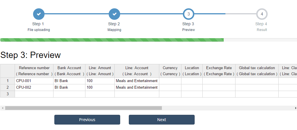 How to import Cash Expenses into QuickBooks Online, using Business