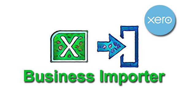 Import transactions into Xero: Business Importer VS Xero