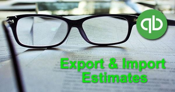 Estimates