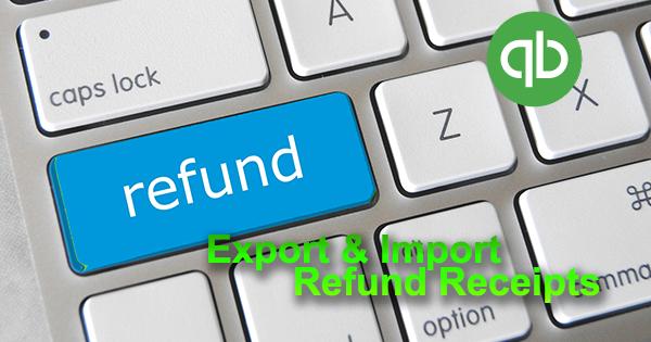 Refund Receipt