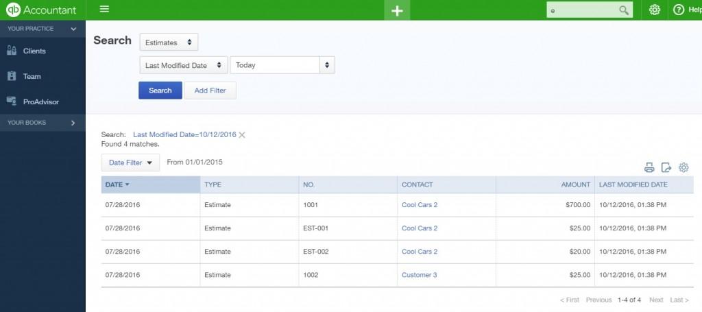export and import estimates in quickbooks online - results in quickbooks