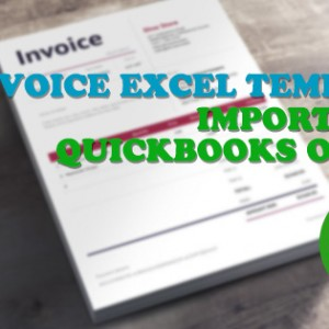 Quickbooks Invoice Template Excel Archives - CloudBusiness LLC