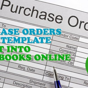 import purchase orders into QuickBooks Online Archives