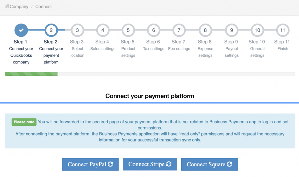 Business Payments - CloudBusiness