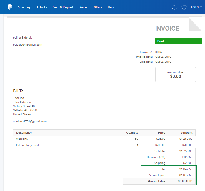 Connect Stripe with QuickBooks
