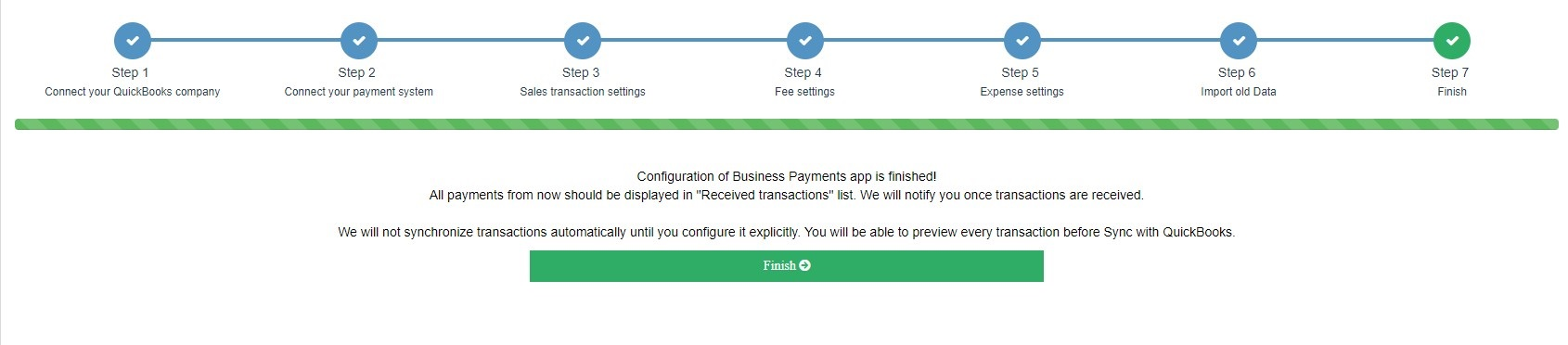 connect PayPal and QuickBooks Online