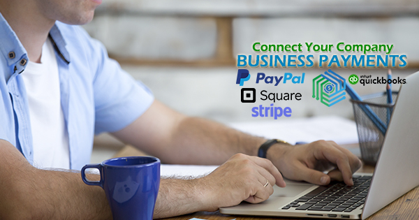 Sync Stripe, PayPal, Square with QuickBooks Online