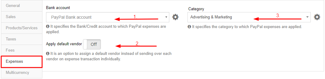 BUSINESS PAYMENTS: CUSTOMIZE YOUR SETTINGS ( PayPal Users