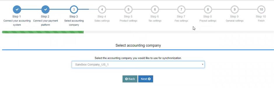 Select Accounting company
