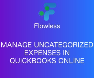 Manage Uncategorized Expenses in QuickBooks Online