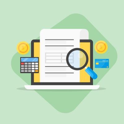 Import invoices to quickbooks
