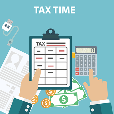 apply taxes to any Sales transactions