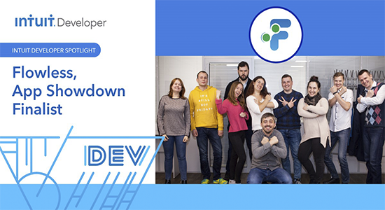 ntuit Developer Spotlight: Flowless, App Showdown Finalist