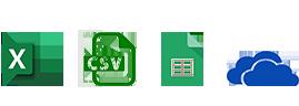 Excel, CSV, GoogleSheets import into QuickBooks Desktop