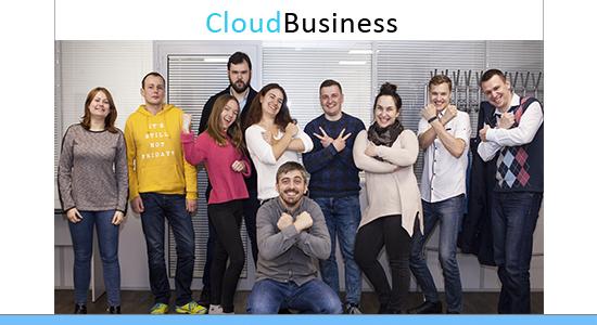 CloudBusiness_team