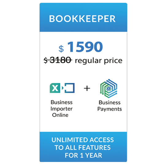 Bookkeeper package