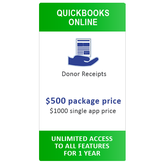 Donor Receipts Unlimited