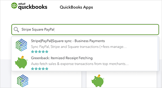 Stripe Square PayPal