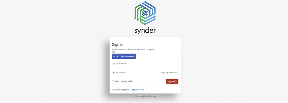 Log_into_Synder