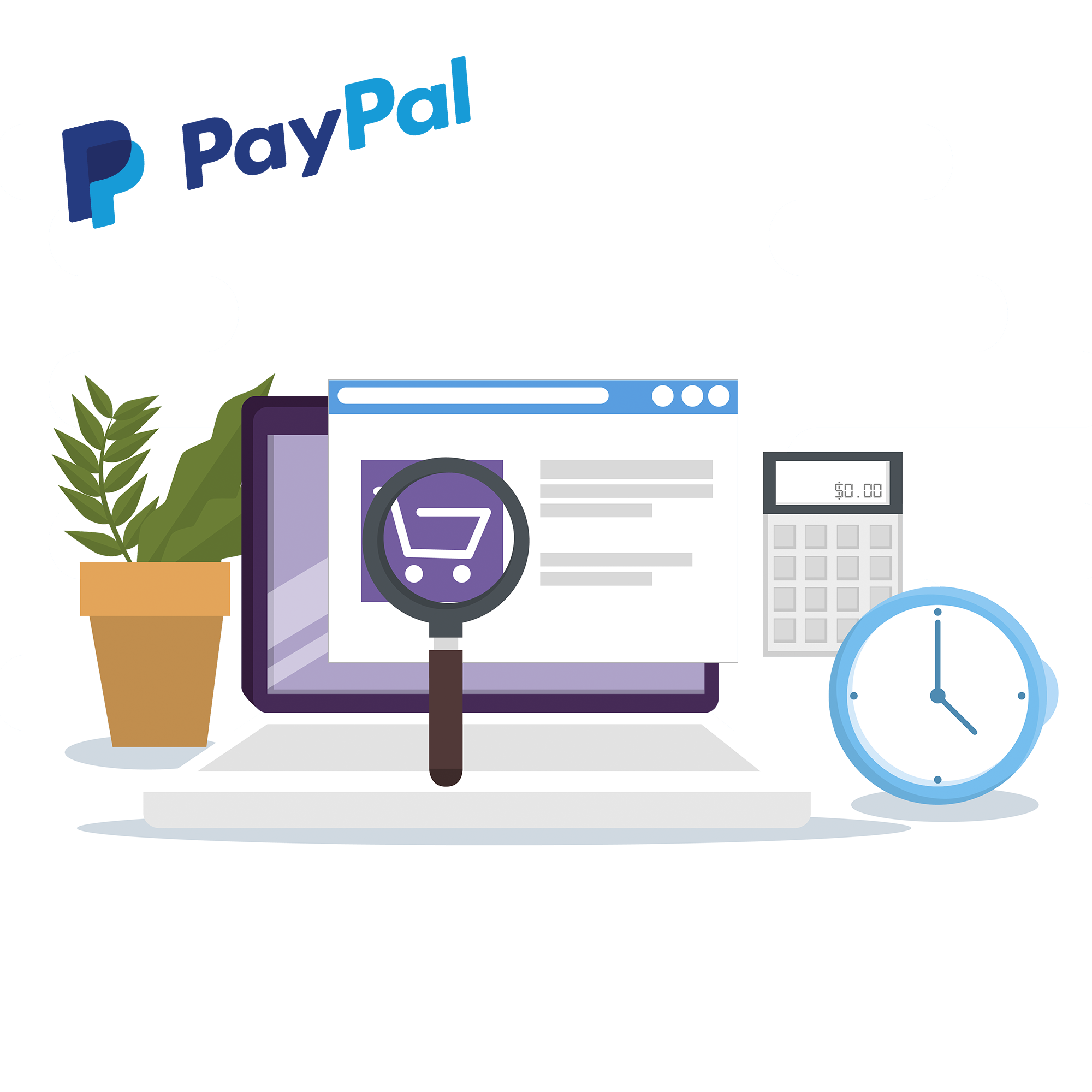 How to keep track of PayPal sales in QBO - see the product income account