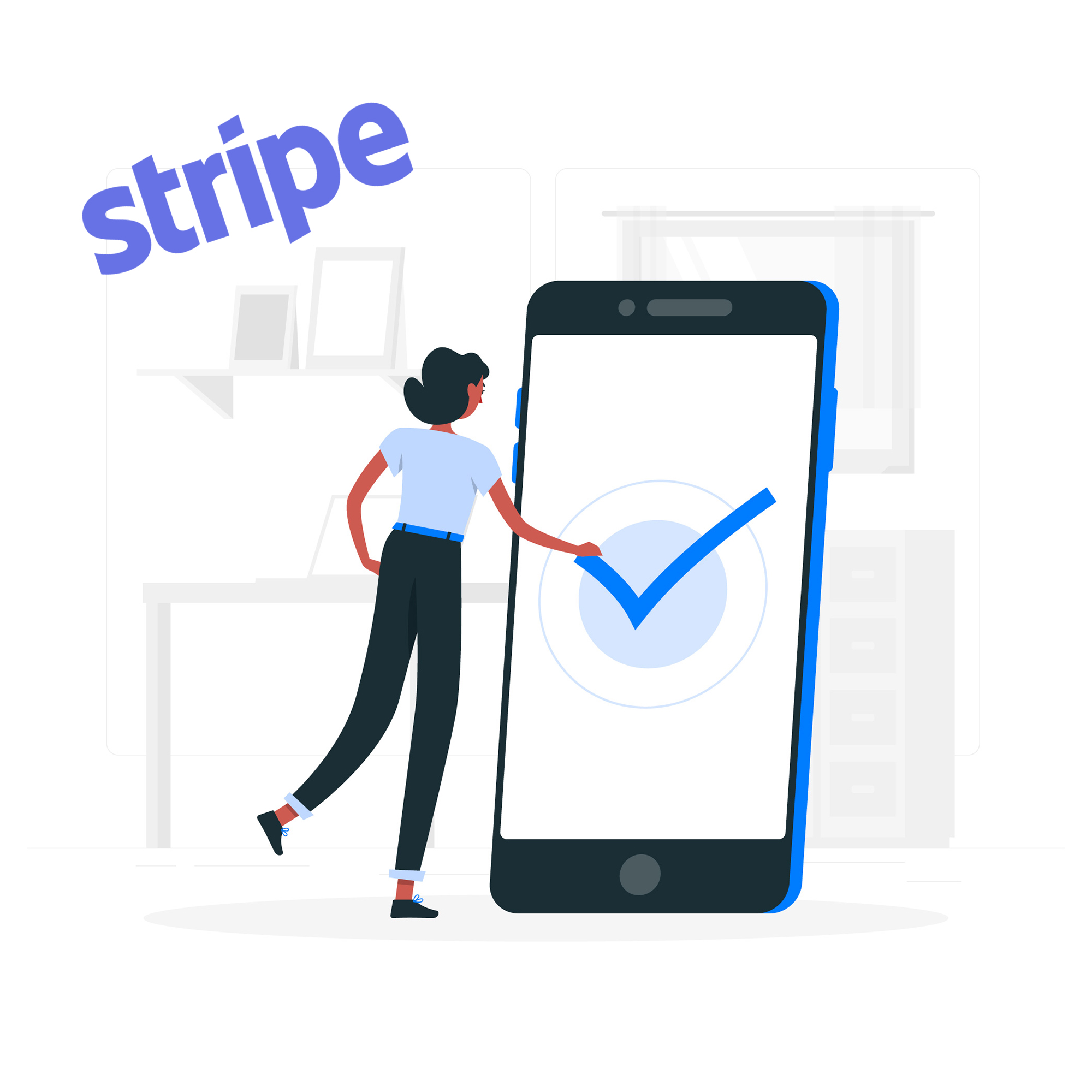 keep track of Stripe Sales in QBO